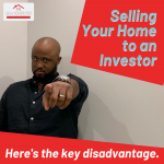 Key Disadvantage to Selling to an Investor