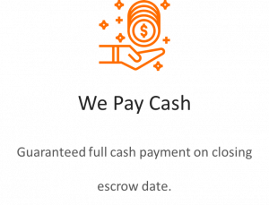 We Pay Cash in Orange County