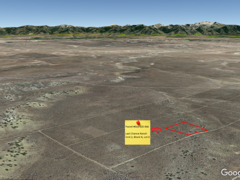 2.33 acres Elko County LAST CHANCE RANCH Unit 2 014-025-004 mountain view4