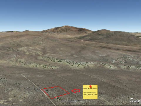 2.33 acres Elko County LAST CHANCE RANCH Unit 2 014-025-004 mountain view6