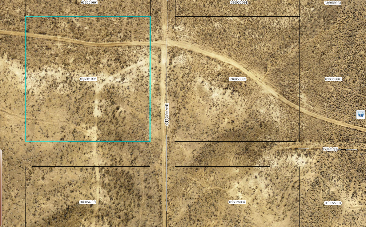 county map - 2.06 acres elko nevada 2