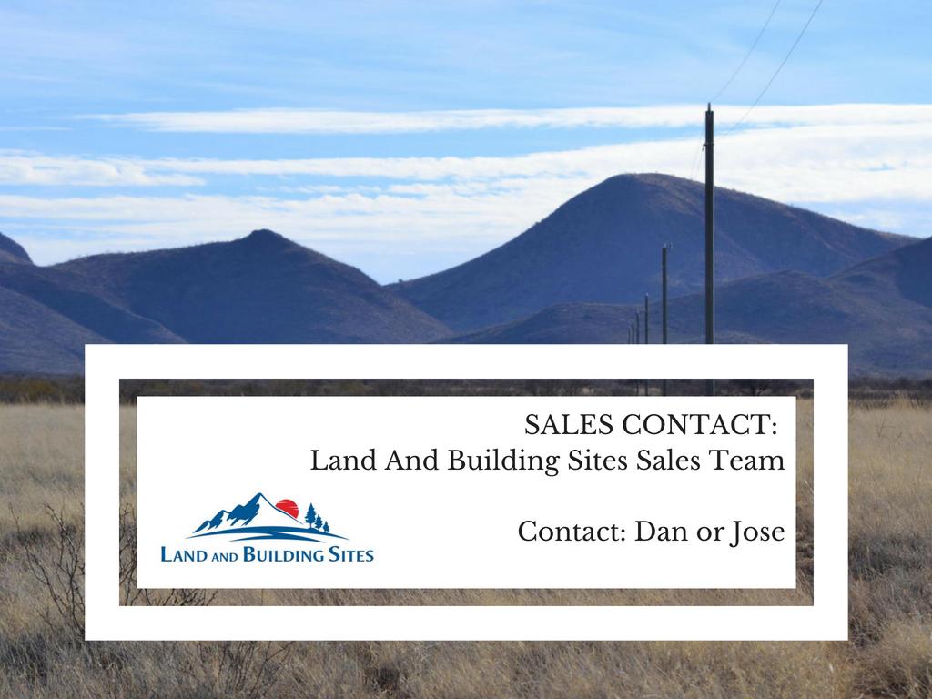 10 AC, Cochise County, AZ w Sales Contact