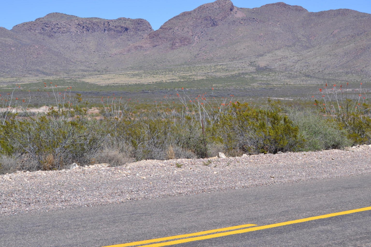 Vacant land for sale Arizona Road pic