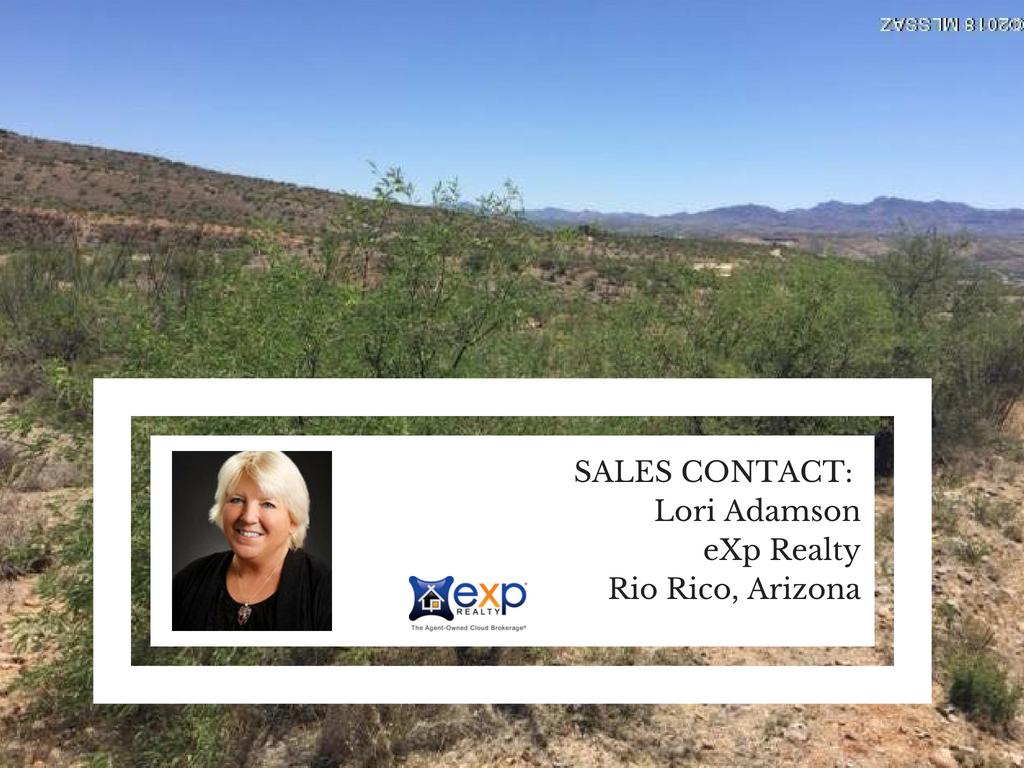 0.5 AC for Sale, Rio Rico, AZ, w Realtor Info