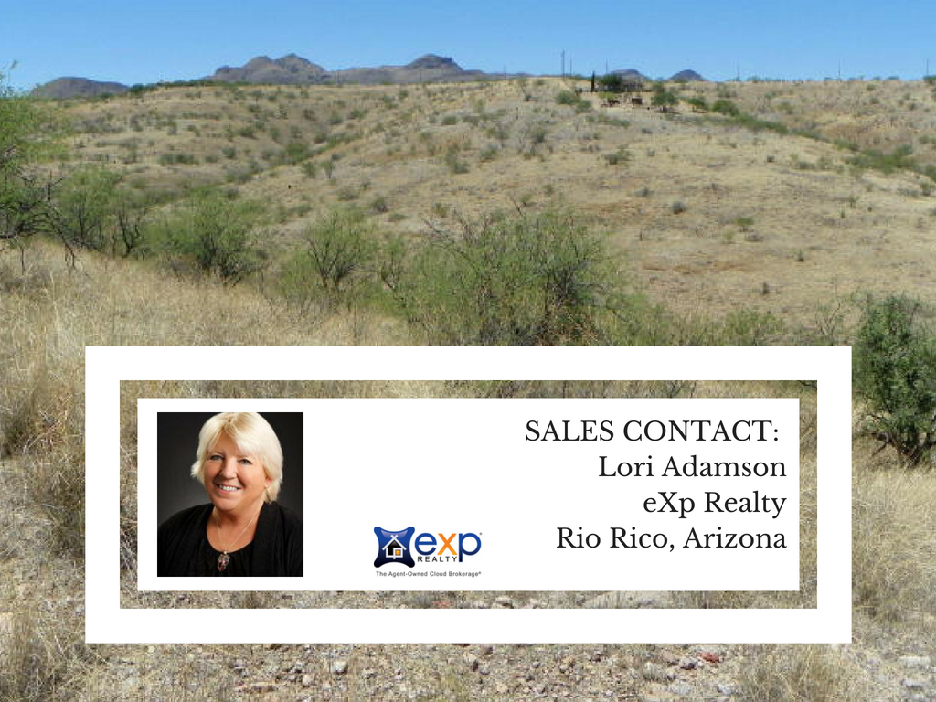 2.9 AC for Sale, Rio Rico, AZ, w Realtor Info
