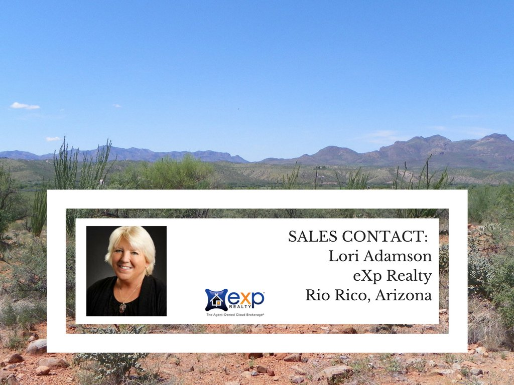 0.58 Acres, Rio Rio, Arizona