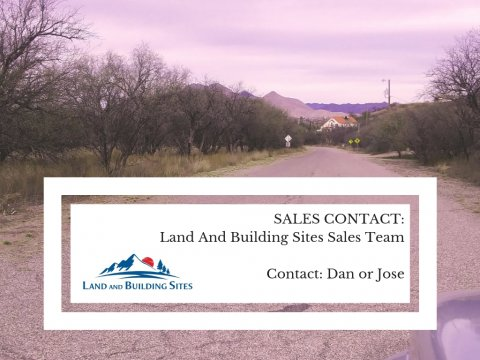 0.58 Acres of Land for Sale, Santa Cruz county, AZ