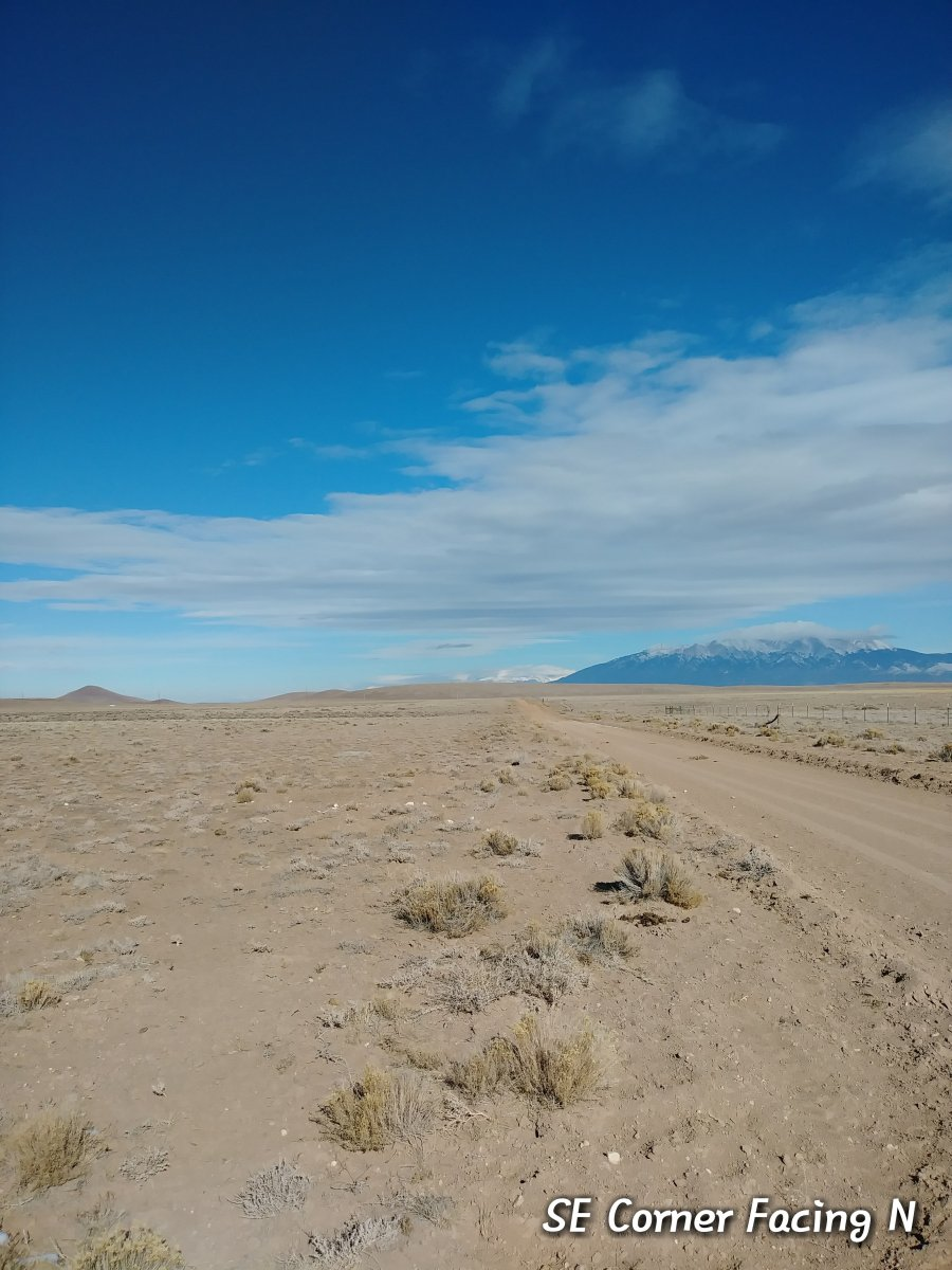 5 acres land for sale Costilla county colorado
