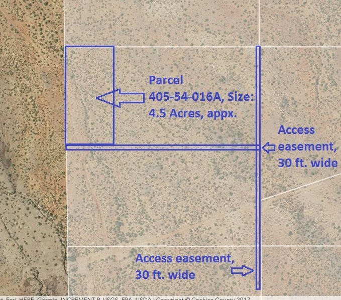 4.94 Acres, With Beautiful Views In Douglas, Arizona