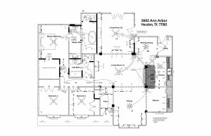 3602 Ann Arbor Floor Plan