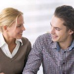 6 Owner Financing Tips For Sellers   smiling couple signing