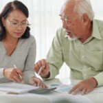 Prepare For The Home Buying Offer In A Seller's Market | older asian couple meeting