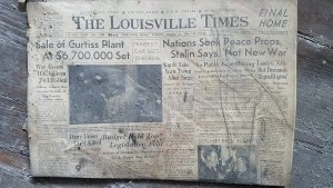Louisville Times Newspaper