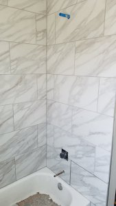 Tub & shower tile