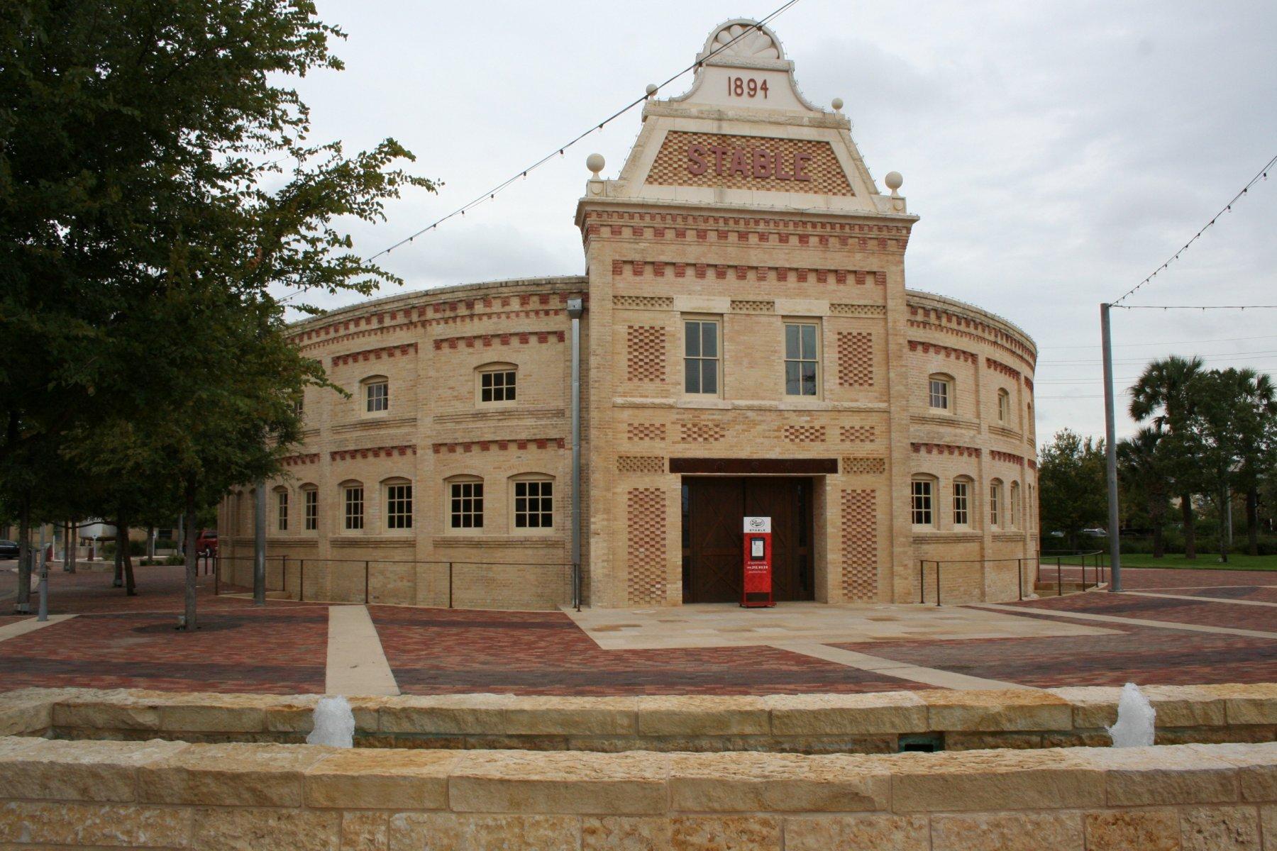 San Antonio TX Pearl Brewery