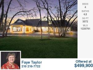 Floresville TX Home