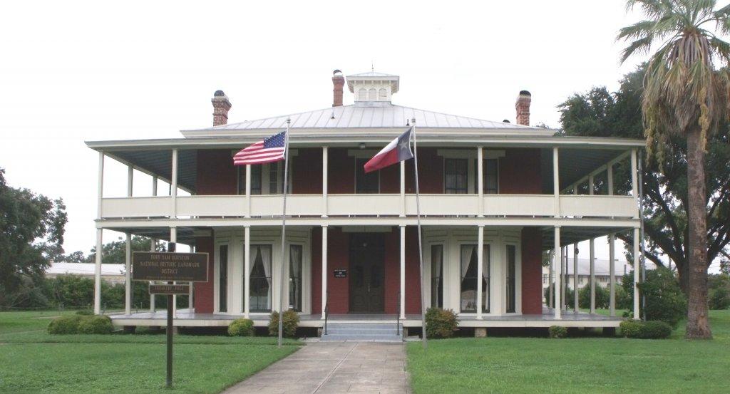 Fort Sam Houston Infantry Post 1885-1906