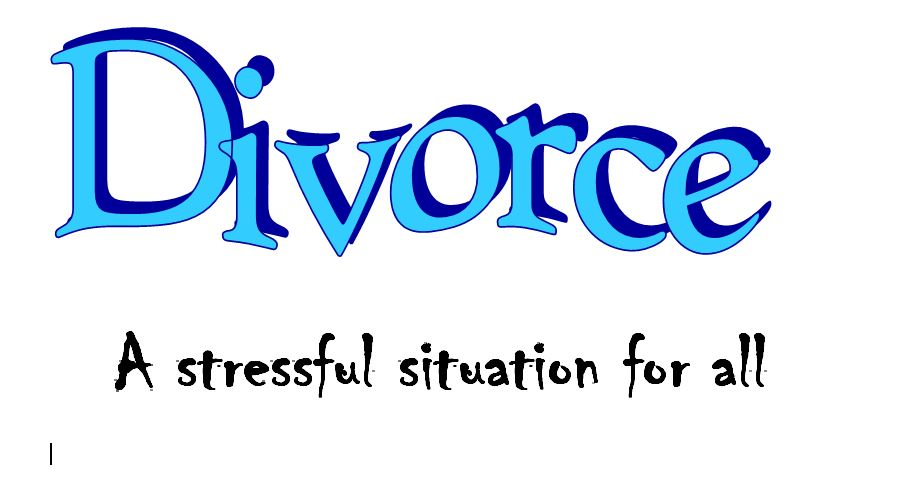 Stress from Divorce - Floresville TX
