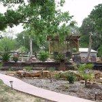 Back Yard Landscaping - Floresville Home for sale