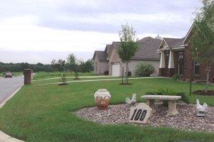 Floresville TX - house style