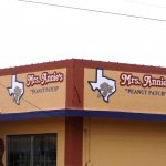 Floresville TX- Mrs Annies Peanut Brittle