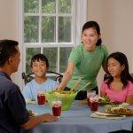 family dinner memories