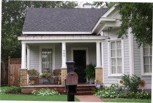 Curb appeal - home - tx