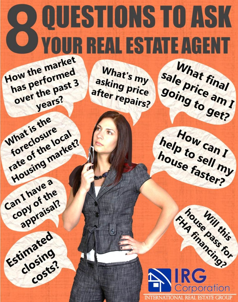 What You Should Ask Your Agent Before Buying A Home