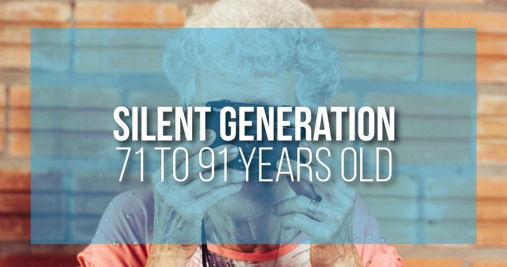 Silent Generation - Who is INVESTING in Real Estate?!