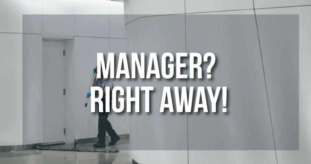 Manager? Right Away - Is a Rental a Good Idea?!