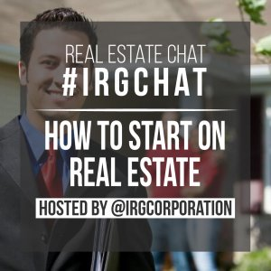 Twitter Chat: How to Start On Real Estate?!