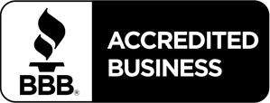 Our Family Owned Company Has  Been Awarded With A Coveted Better Business Bureau Accrediation