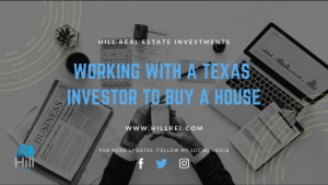 Investor to Buy A House