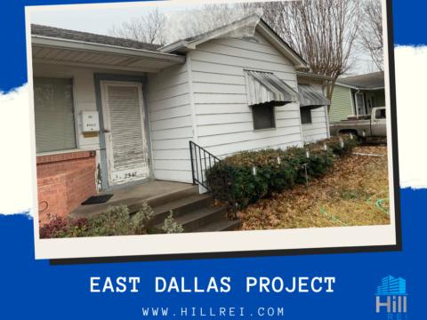East Dallas Hill REI