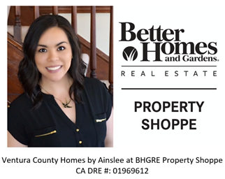 Ventura County Homes By Ainslee at BHGRE Property Shoppe logo