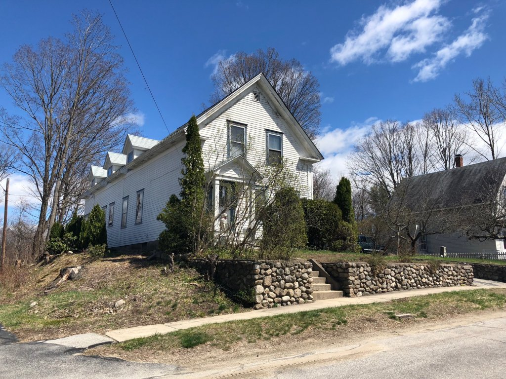 House NH Homebuyers LLC Bought in 2018 at Milford NH