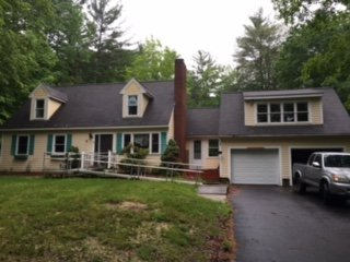 House We Bought in Brookline NH