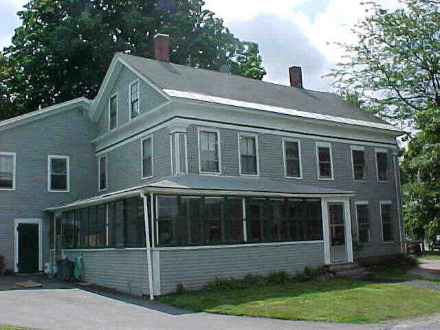 House We Bought in Milford NH