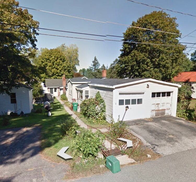 House NH Homebuyers LLC Bought in 2018 at Rochester NH