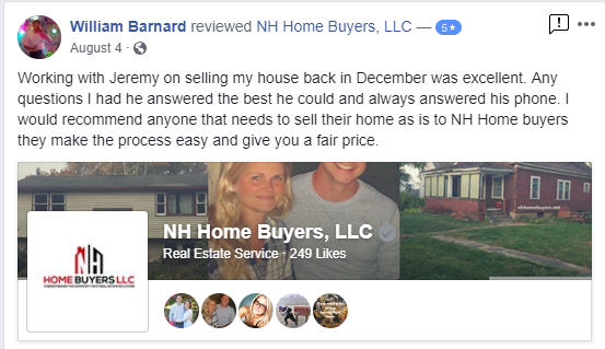 Sell My House Fast Somersworth NH