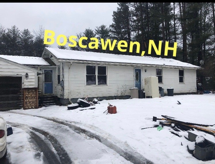 House NH Homebuyers LLC Bought in 2019 at Boscawen NH