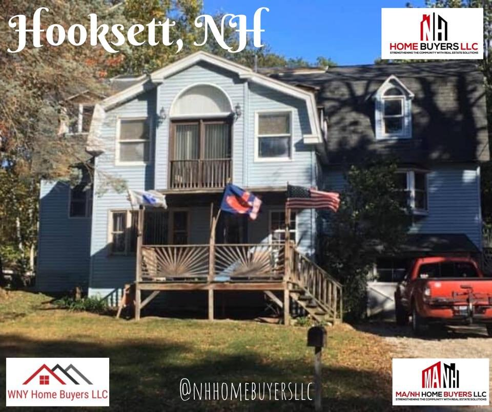 House NH Homebuyers LLC Bought in 2019 at Hooksett NH