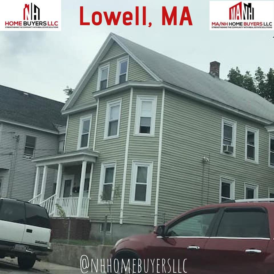 House NH Homebuyers LLC Bought in 2019 at Lowell NH