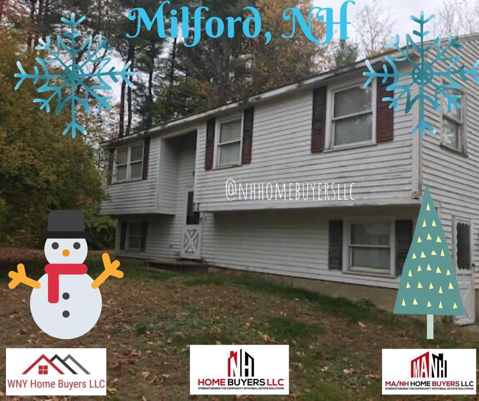 House NH Homebuyers LLC Bought in 2019 at Milford NH
