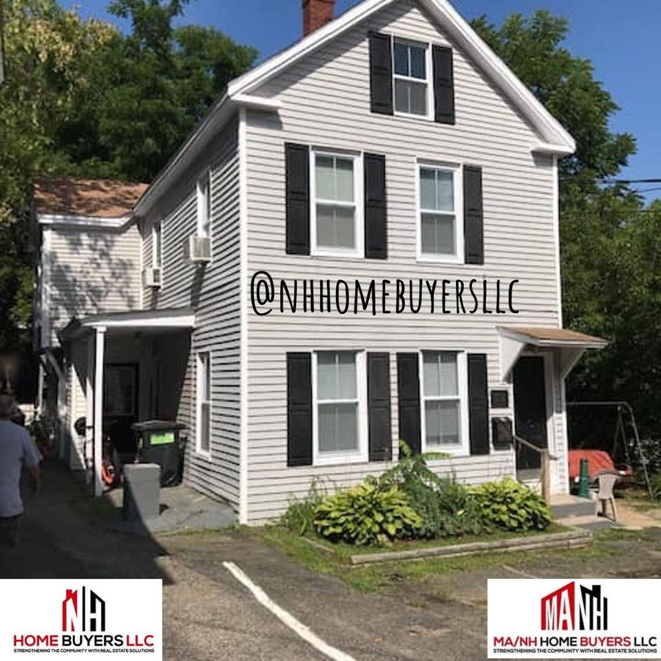 House NH Homebuyers LLC Bought in 2019 at Somersworth NH