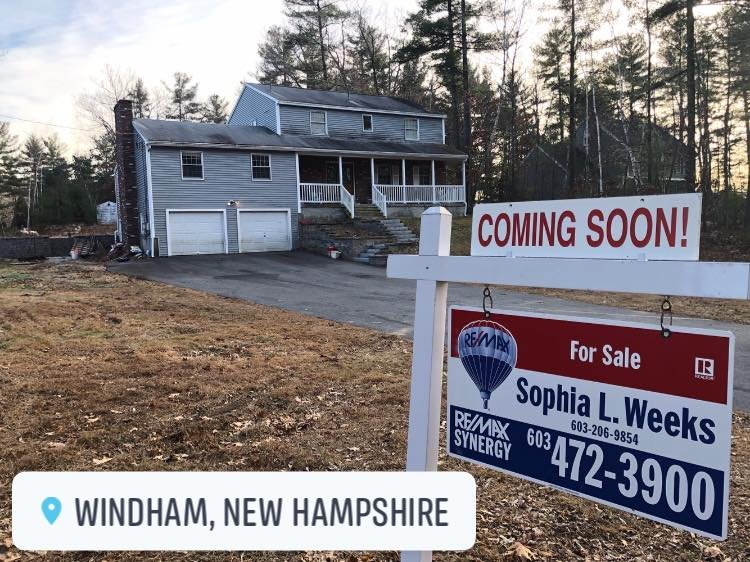 House NH Homebuyers LLC Bought in 2019 at Windham NH