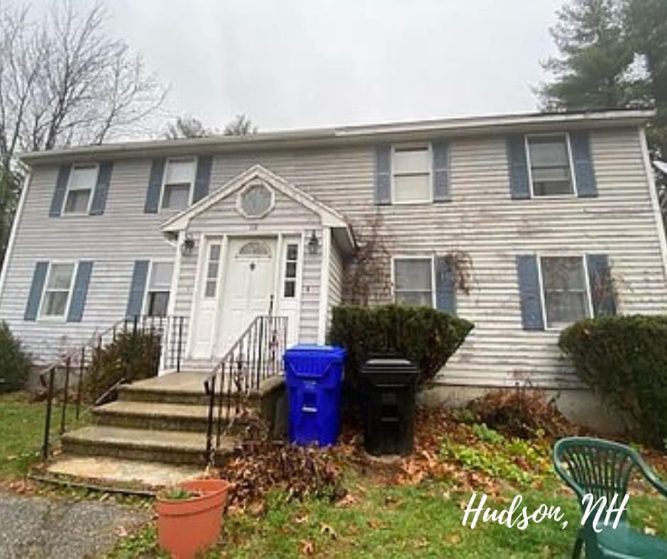 Houses We Bought in Hudson, NH