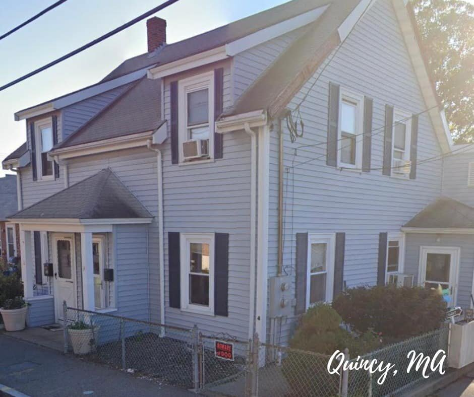 Houses We Bought in QUINCY MA