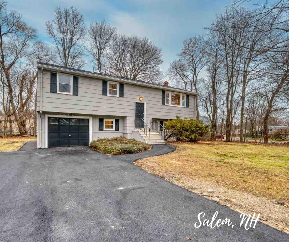 Houses We Bought in SALEM NH