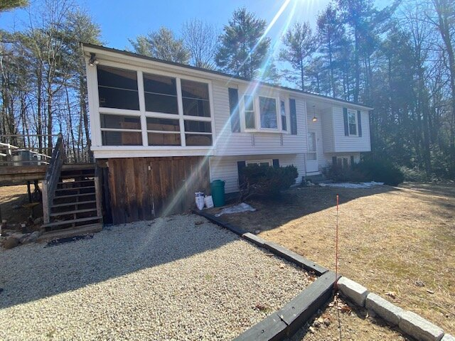 Houses We Bought in Epping, NH